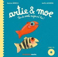 Artie & Moe : pas de sieste aujourd'hui !