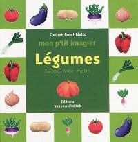 Légumes : français-arabe-anglais