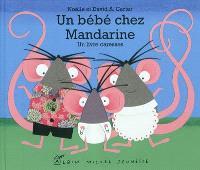 Un bébé chez Mandarine : un livre caresses