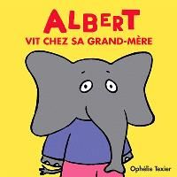 Albert vit chez sa grand-mère