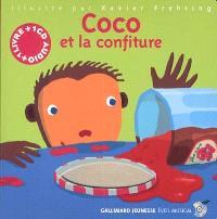 Coco et la confiture