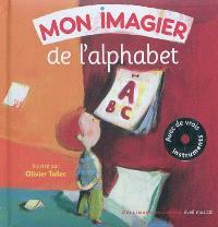 Mon imagier de l'alphabet