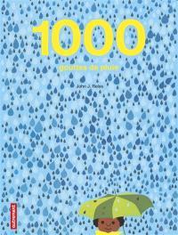 1.000 gouttes de pluie