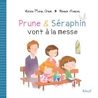 Prune & Séraphin. Volume 1, Prune & Séraphin vont à la messe