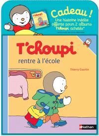 T'choupi : pack n°2