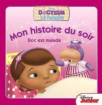 Docteur La Peluche, Doc est malade