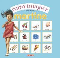 Mon imagier Martine