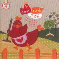 Pimousse la poule rousse
