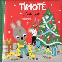 Timoté, c'est Noël !
