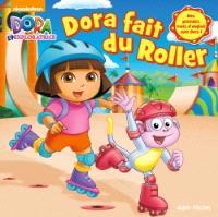 Dora fait du roller