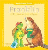 Franklin, Franklin et le premier jour d'école
