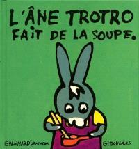 L'âne Trotro. Volume 8, L'âne Trotro fait de la soupe