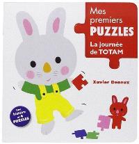 Mes premiers puzzles, La journée de Totam