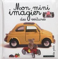 Mon mini-imagier des voitures
