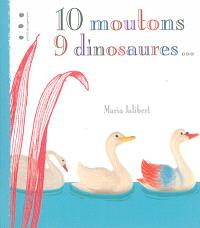 10 moutons, 9 dinosaures...