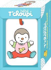 Bébé T'choupi : mes cartes d'éveil