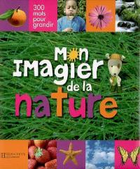 Mon imagier de la nature