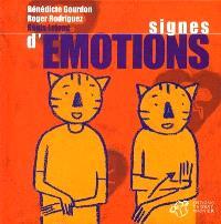 Signes d'émotions
