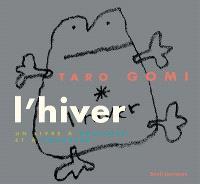 Hiver : un livre à dessiner et à colorier