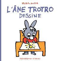 L'âne Trotro. Volume 9, L'âne Trotro dessine