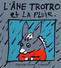 L'âne Trotro. Volume 3, L'âne Trotro et la pluie