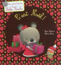 Bébé Koala, C'est Noël !