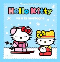 Hello Kitty va à la montagne