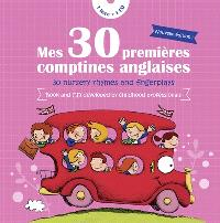 30 nursery rhymes and finger plays