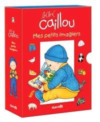 Bébé Caillou  : mes petits imagiers