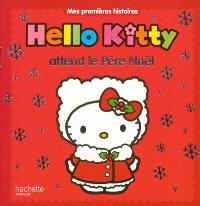 Hello Kitty attend le Père Noël