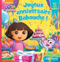 Joyeux anniversaire Babouche