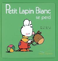Petit Lapin blanc se perd