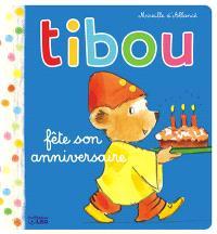 Tibou. Volume 9, Tibou fête son anniversaire