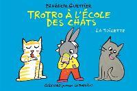 Trotro à l'école des chats : la toilette