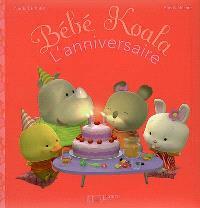 Bébé Koala. Volume 3, L'anniversaire