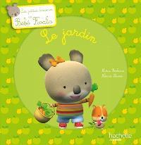 Bébé Koala, Le jardin