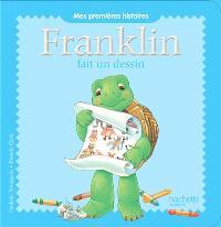 Franklin, Franklin fait un dessin