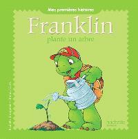 Franklin, Franklin plante un arbre