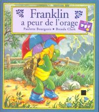Franklin a peur de l'orage