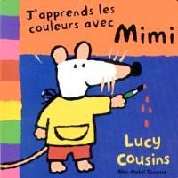 J'apprends les couleurs avec Mimi