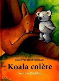 Koala colère