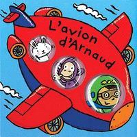 L'avion d'Arnaud