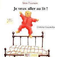 Léon l'ourson, Je veux aller au lit !