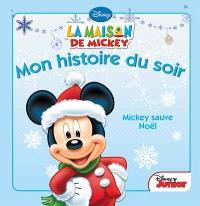 Mickey sauve Noël