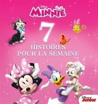 Minnie : 7 histoires pour la semaine