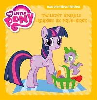 My little pony, Twilight Sparkle organise un pique-nique