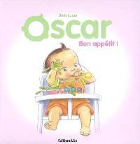 Oscar, Bon appétit !
