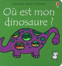 Où est mon dinosaure ?