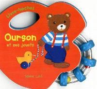 Ourson et ses jouets
