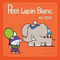 Petit Lapin Blanc au zoo